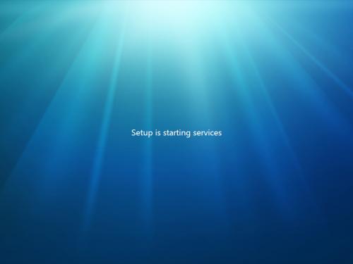 Elindul a Windows 7