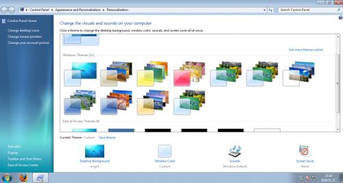 Windows témák