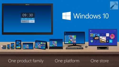 Windows 10 - mindenkinek megoldást kínál