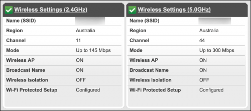 Wi-Fi bealitasok