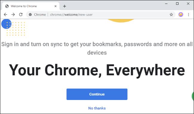 Chrome 77 mindenhol