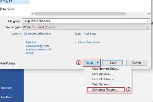 Microsoft Word Tools