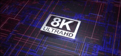 Itt a 8K TV