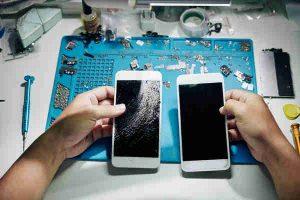 Huawei P20 kijelzőcsere