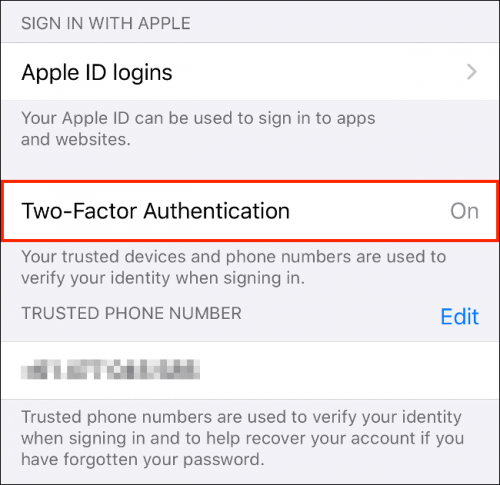 Apple ID and iCloud Security