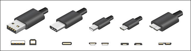 USB Through