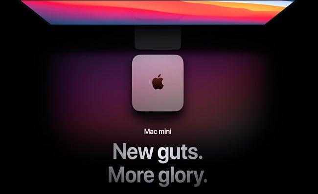 Apple new mac