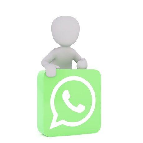 WhatsApp adatgyujtes