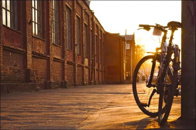 Apple AirTag bicikli