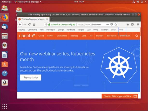 Ubuntu for linux